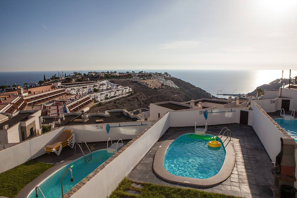puerto rico gran canaria villas